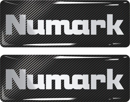 Picture of Numark Gel Badges