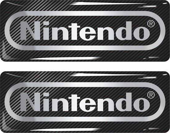 Picture of Nintendo Gel Badges
