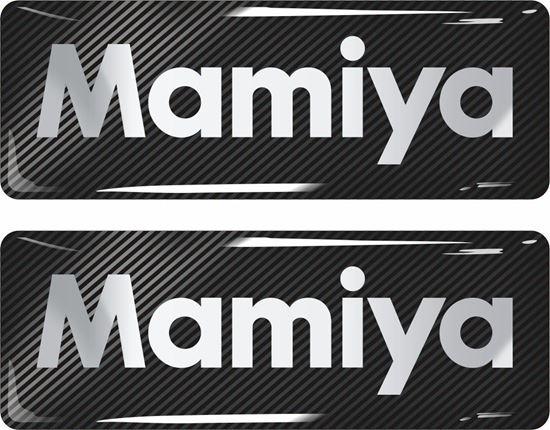 Picture of Mamiya Gel Badges