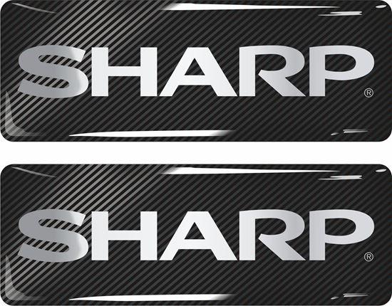 Picture of Sharp Gel Badges