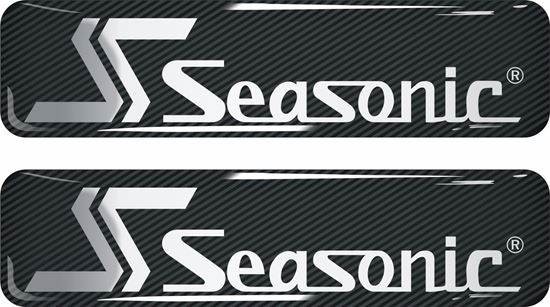 Picture of Seasonic Badges