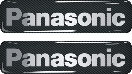 Picture of Panasonic Gel Badges