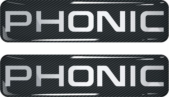 Picture of Phonic Gel Badges
