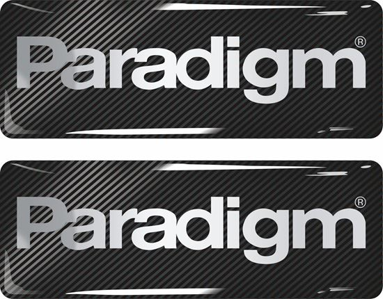 Picture of Paradigm Gel Badges