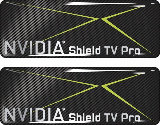 Picture of Nvidia Sheild TV Pro Gel Badges
