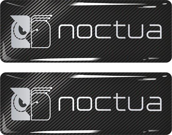 Picture of Noctua Gel Badges