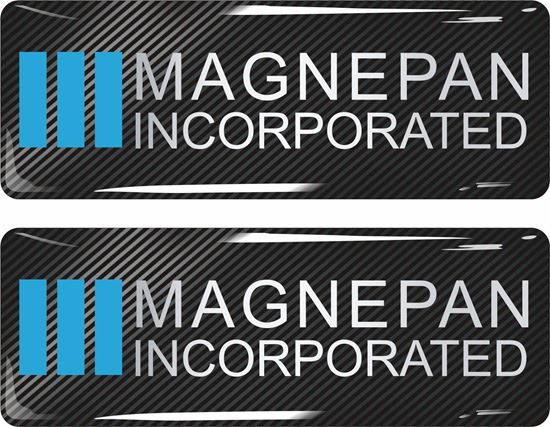 Picture of Magnepan Incorporated Gel Badges