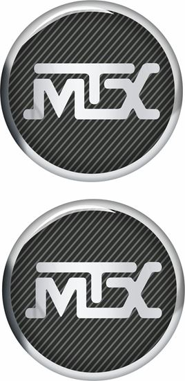 Picture of MTX Gel Badges