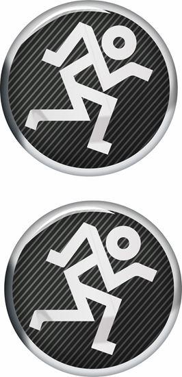 Picture of Mackie Gel Badges