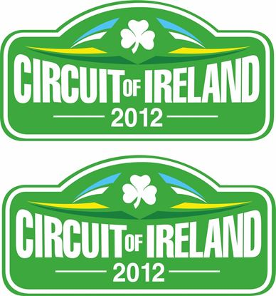 Picture of Circuit of Ireland Decals / Stickers