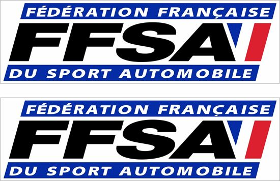 Picture of FFSA Decals / Stickers