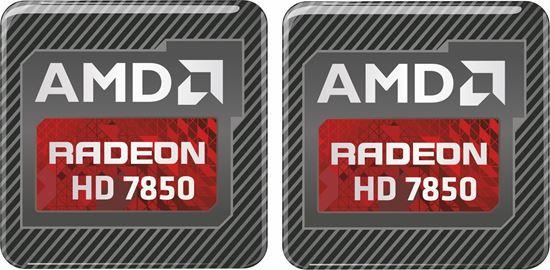 Picture of AMD Radeon HD 7850 Gel Badges