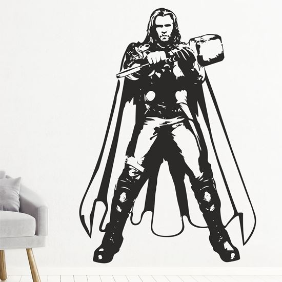 Picture of Thor  Wall Art sticker