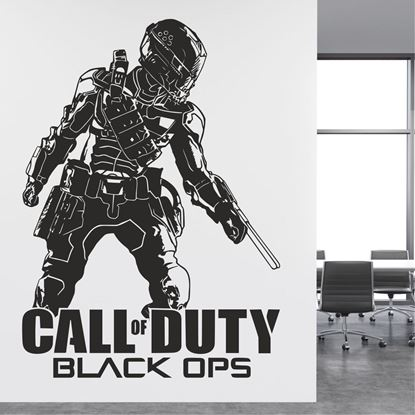 Picture of Call of Duty Black Ops Wall Art sticker