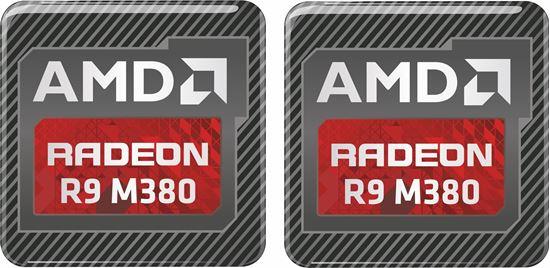 Picture of AMD Radeon R9 M380 Gel Badges