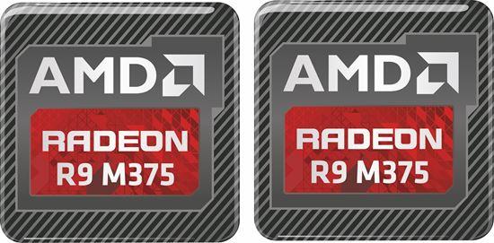 Picture of AMD Radeon R9 M375 Gel Badges