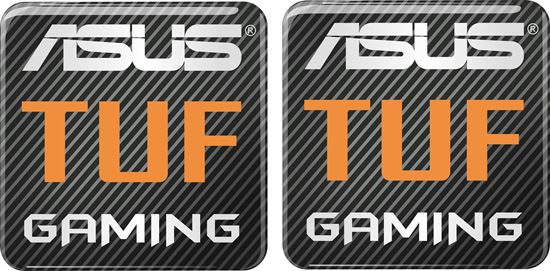 Picture of Asus Tuf Gaming Gel Badges