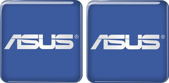 Picture of Asus Gel Badges