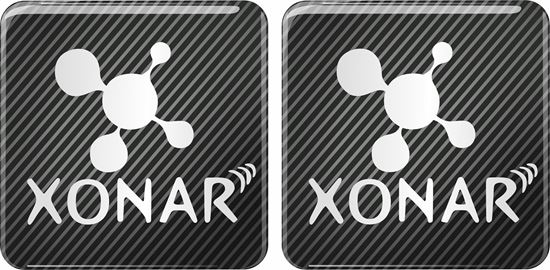 Picture of Xonar Gel Badges