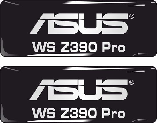 Picture of Asus WS Z390 Pro Badges