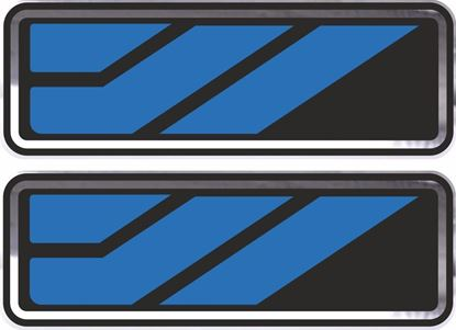 Picture of Austin Metro replacement Engine Rocker Cover Decals  / Stickers