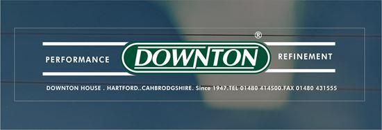Picture of Downton - Hartford Dealer rear glass Sticker