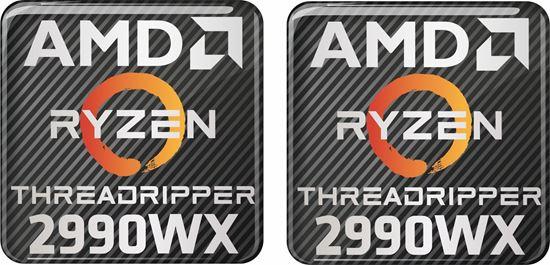 Picture of AMD Ryzen Threadripper 2990WX Gel Badges
