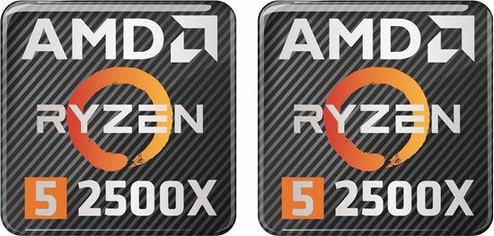 Picture of AMD Ryzen 7 1700 Gel Badges