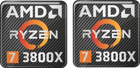 Picture of AMD Ryzen 7 1800X Gel Badges
