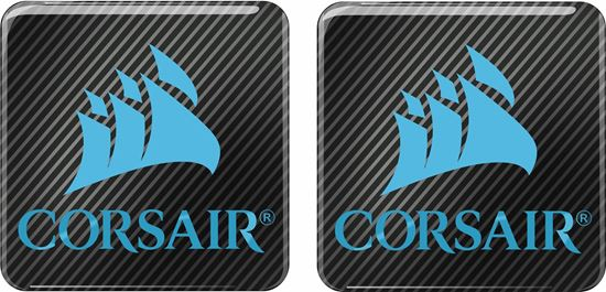 Picture of Corsair Gel Badges