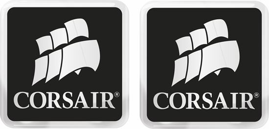 Picture of Corsair Gel Badges
