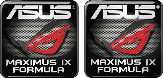 Picture of Asus Maximus IX Formula Gel Badges
