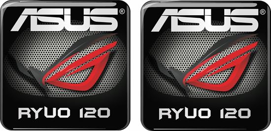 Picture of Asus Ryuo 120 Gel Badges
