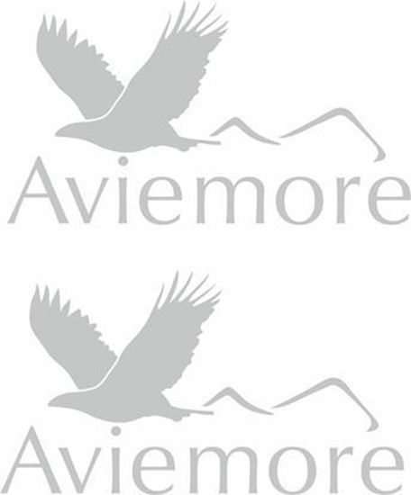 Picture of Land Rover Discovery Aviemore Decals / Stickers