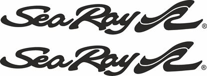 Picture of Sea Ray Decals  / Stickers