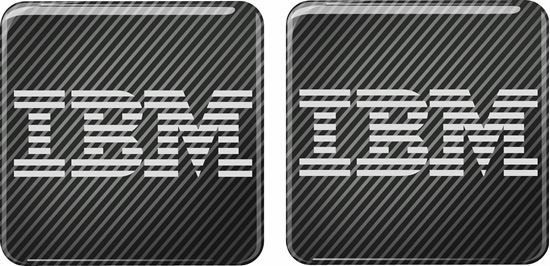 Picture of IBM Gel Badges