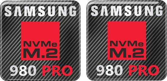 Picture of Samsung 980 Pro Gel Badges