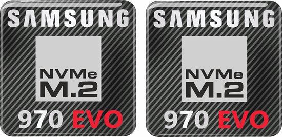Picture of Samsung 970 Evo Gel Badges