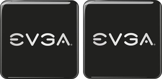Picture of EVGA Gel Badges