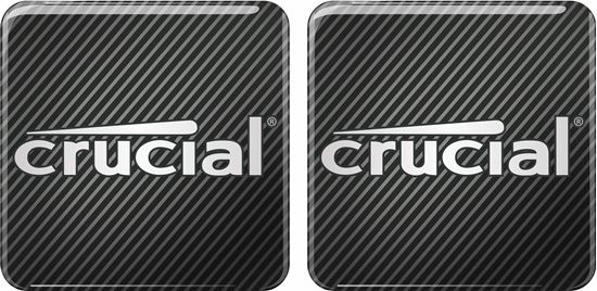 Picture of Crucial Gel Badges