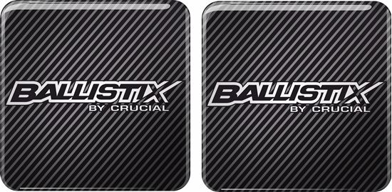 Picture of Crucial Ballistix Gel Badges
