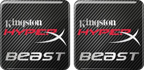Picture of Kingston HyperX Beast Gel Badges