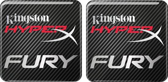Picture of Kingston HyperX Fury Gel Badges