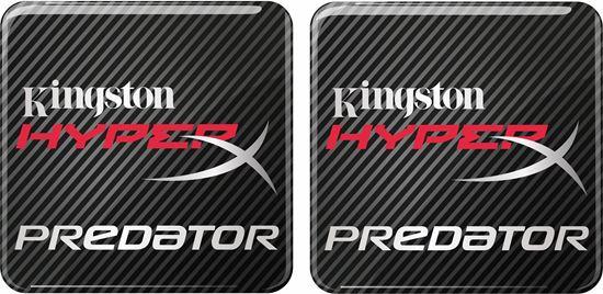 Picture of Kingston HyperX Predator Gel Badges