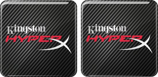 Picture of Kingston HyperX Gel Badges