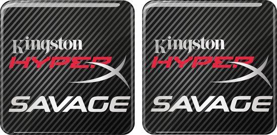Picture of Kingston HyperX Savage Gel Badges