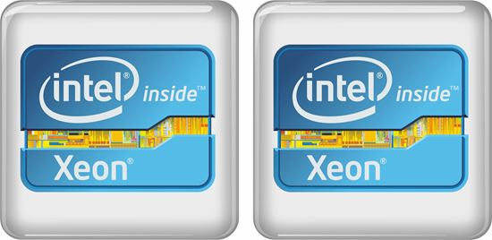 Picture of Intel Xeon Badges