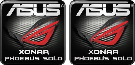 Picture of Asus Xonar Phoebus Solo Gel Badge