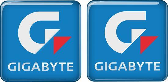 Picture of Gigabyte Gel Badges