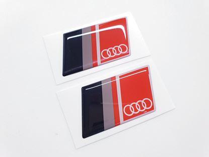Picture of Audi Gel Badges